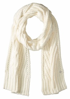 Ralph Lauren Engineered Cable Scarf