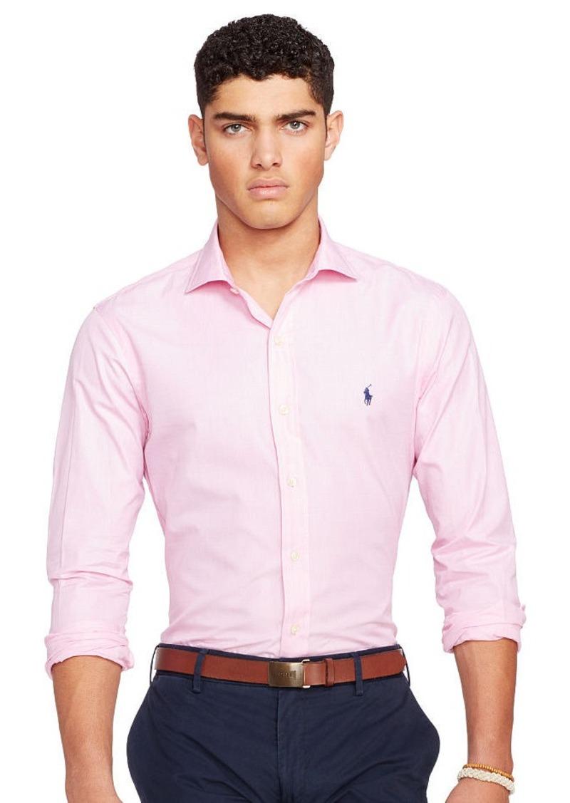 Ralph Lauren Estate Poplin Sport Shirt