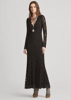 Ralph Lauren Estella Lace Dress