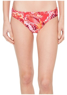 Ralph Lauren Exotic Paisley Printed Hipster Bottom