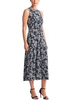 Ralph Lauren Farrah Sleeveless Day Dress
