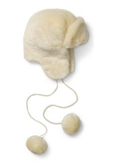 Ralph Lauren Faux-Fur Trapper Hat