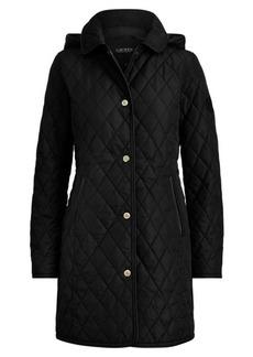 Ralph Lauren Faux Leather-Trim Jacket