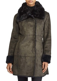 Ralph Lauren Faux Shearling Jacket
