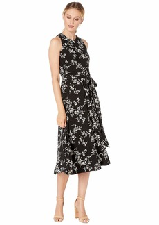 Ralph Lauren Felia Fortina Floral Dress