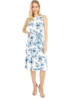 Ralph Lauren Felia Sleeveless Day Dress
