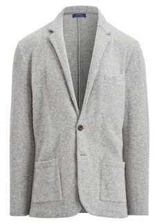 Ralph Lauren Felted Wool-Blend Cardigan