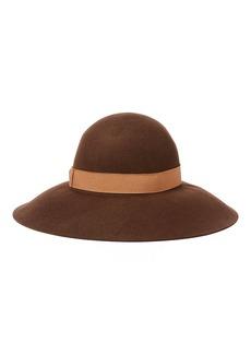 Ralph Lauren Felted Wool Floppy Hat
