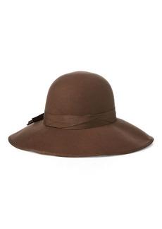 Ralph Lauren Felted Wool Hat