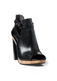 Ralph Lauren Fiana Leather Sandal