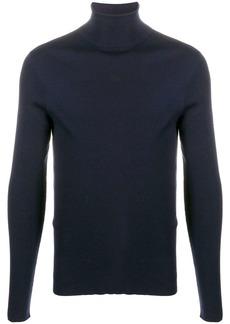 Ralph Lauren fitted roll neck jumper