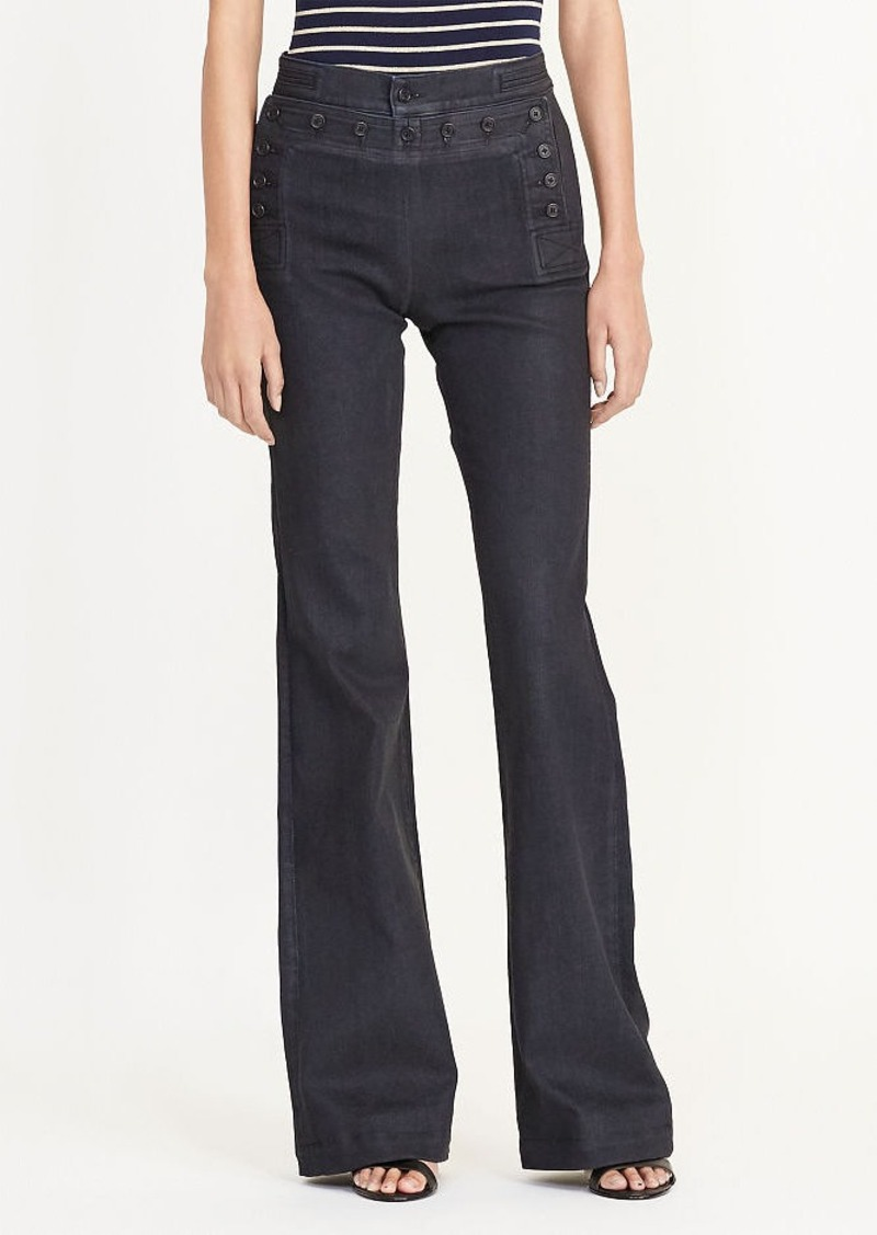 Ralph Lauren Flared Sailor Jean