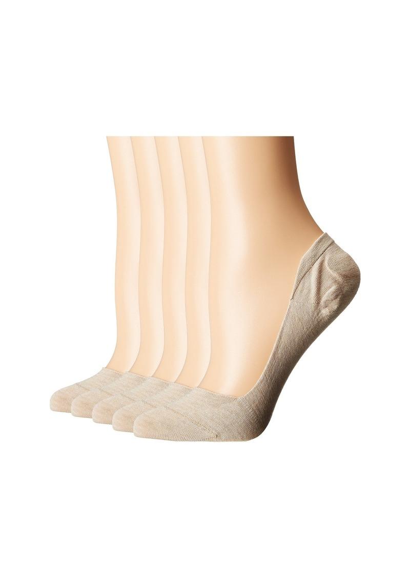 Ralph Lauren Flat Knit Rayon Viscose Liner 5-Pack