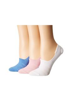 Ralph Lauren Flat Knit Sneaker Liner 3-Pack