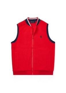 Ralph Lauren Fleece Full-Zip Vest