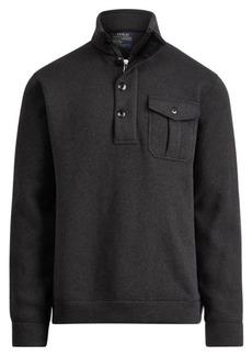 Ralph Lauren Fleece Half-Zip Pullover