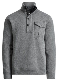 Ralph Lauren Fleece Half-Zip Pullover