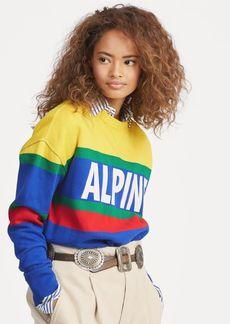 Ralph Lauren Fleece Pullover Sweater
