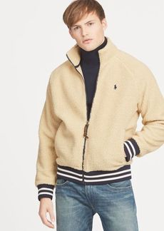 Ralph Lauren Fleece Track Jacket