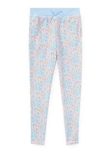 Ralph Lauren Floral Atlantic Terry Pant