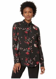 Ralph Lauren Floral Button Down Shirt