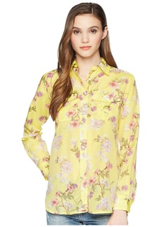 Ralph Lauren Floral Button Down Shirt