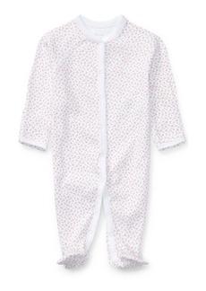 e74e831a03 Ralph Lauren Ralph Lauren Baby's Pintucked Cotton Shortall