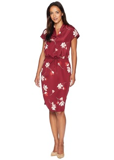 Ralph Lauren Floral Drawstring Dress