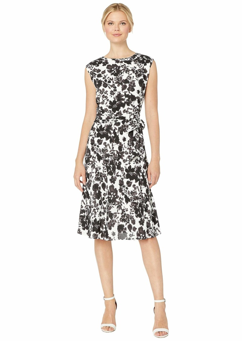 Ralph Lauren Floral Fit and Flare Dress