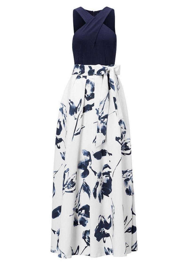 Ralph Lauren Floral Print Ballgown Dresses