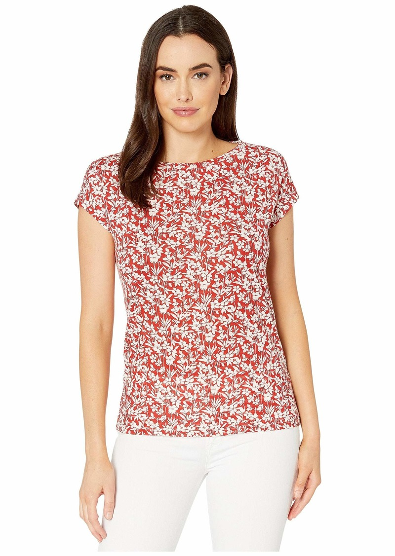 Ralph Lauren Floral-Print Cotton Top