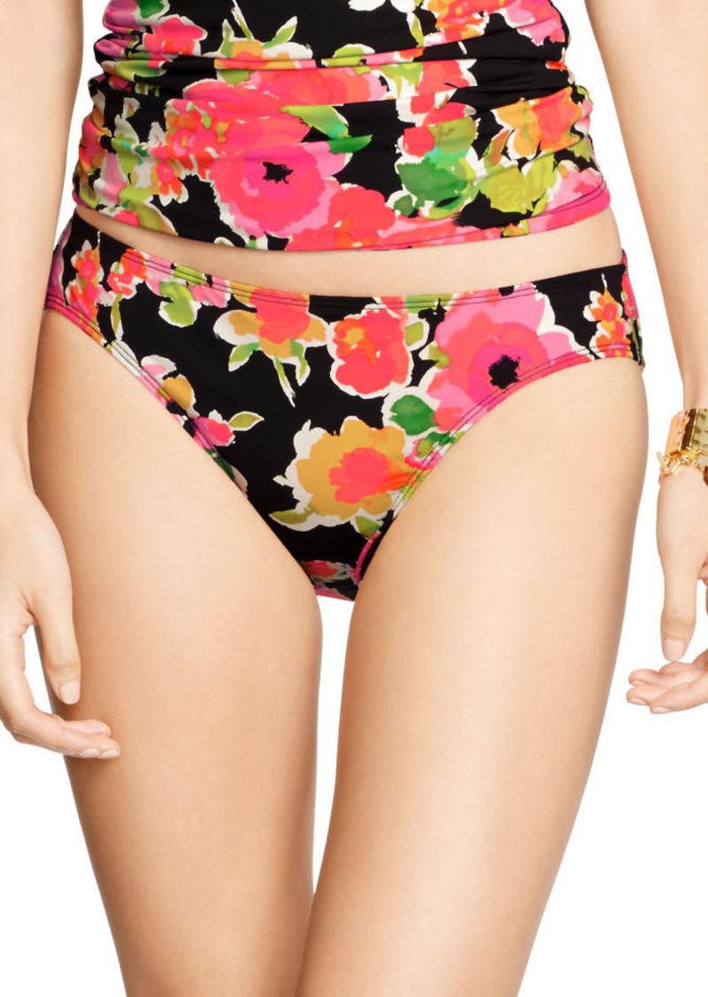 Ralph Lauren Floral-Print Hipster
