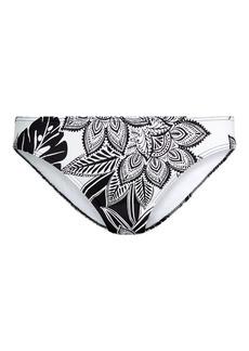 Ralph Lauren Floral-Print Hipster Bottom