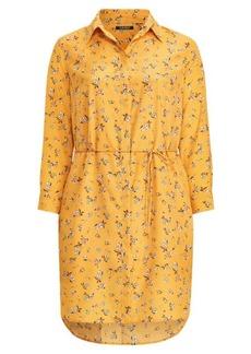 Ralph Lauren Floral-Print Shirtdress