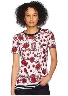 Ralph Lauren Floral-Print T-Shirt