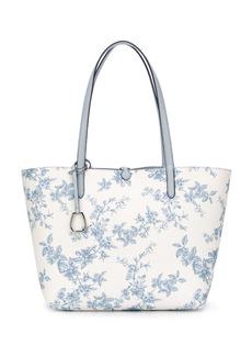 Ralph Lauren floral print tote bag
