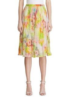 Ralph Lauren Floral Printed Skirt
