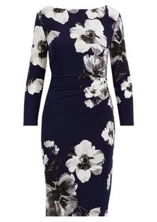 Ralph Lauren Floral Stretch Jersey Dress