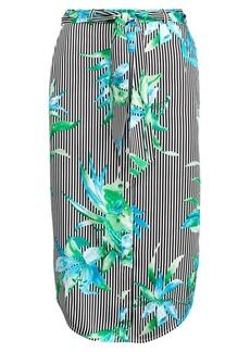 Ralph Lauren Floral Twill Skirt