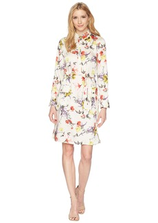 Ralph Lauren Floral Twill Utility Dress