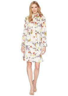 Ralph Lauren Floral Twill Utility Dress