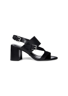 Ralph Lauren Florin Vachetta Leather Sandal