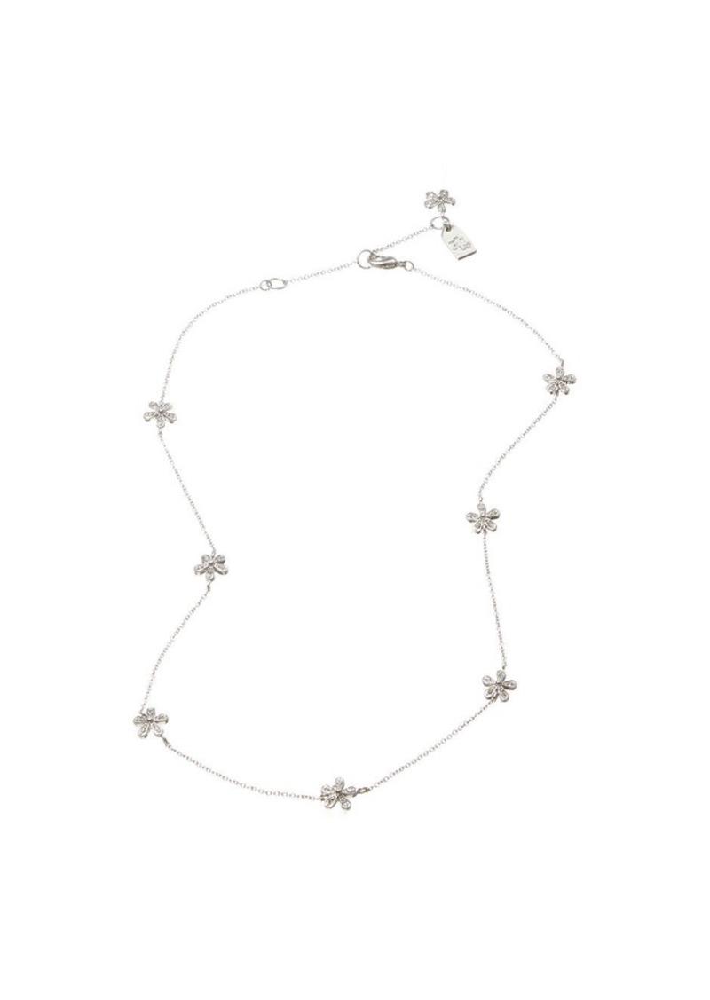 Ralph Lauren Flower Necklace