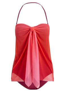 Ralph Lauren Flyaway Convertible Swimsuit