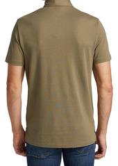Ralph Lauren Four-Button Placket Polo Shirt