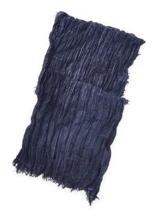 Ralph Lauren Frayed Cotton Scarf