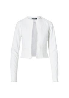 Ralph Lauren Frayed Denim Jacket