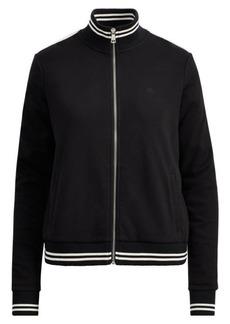 Ralph Lauren French Terry Full-Zip Jacket
