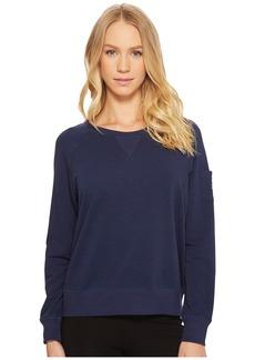 Ralph Lauren French Terry Long Sleeve Raglan Top