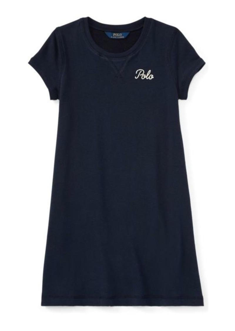 Sale Ralph Lauren French Terry T Shirt Dress